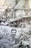 ÇANKAYA BELEDIYESI - 'Başkakent Ankara' Galeri Kara'da