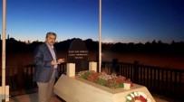 KıBRıS - Başkan Alıcık Rauf Denktaş'ı 5. Ölüm Yıl Dönümünde Andı