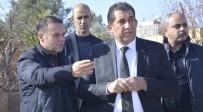 KANALİZASYON ÇALIŞMASI - Başkan Atilla, Çalışmaları Yerinde İnceledi