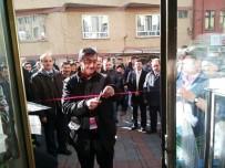 KAYMAKAMLIK - Belediye Başkan Yardımcısı Süleyman Akçay, İş Yeri Açtı