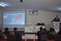 VATAN HAINI - Besni'de 'Türkiye'de Darbeler Tarihi' Konulu Seminer