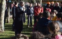 AHMET MISBAH DEMIRCAN - Beyoğlu Depreme Karşı Bilinçleniyor