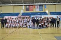MURAT HÜDAVENDIGAR - Bilecik'te Okul Sporları Basketbol Ve Voleybol Müsabakaları Sona Erdi