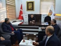 BAĞLıLıK - Bolu Belediye Başkanından Hizan'a Ziyaret