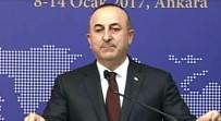 DEVLET BAŞKANI - Çavuşoğlu Açıklaması ABD'yi Astana'ya Davet Edeceğiz