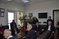 GÜMELI - CHP'den Kaymakama Ziyaret