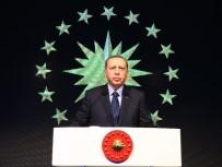 SİYASİ PARTİ - Cumhurbaşkanı Erdoğan Açıklaması 'Edep, Adap Bilmeden Engelleme Gayretindeler'
