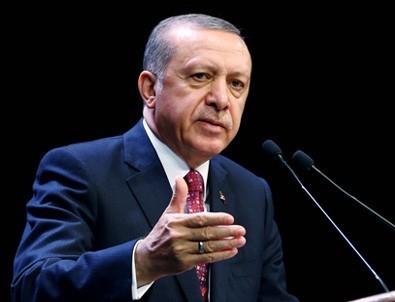 Cumhurbaşkanı Erdoğan: Risk alın