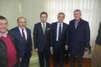 ORHAN FEVZI GÜMRÜKÇÜOĞLU - Eski Cumhurbaşkanı Abdullah Gül'den AK Partili Kemalettin Göktaş'a Taziye Ziyareti