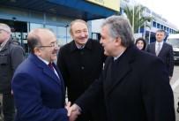 ORHAN FEVZI GÜMRÜKÇÜOĞLU - Eski Cumhurbaşkanı Abdullah Gül Taziye İçin Trabzon'da