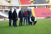 GENÇLİK VE SPOR İL MÜDÜRÜ - Gaziantep Arena'da Maç Oynanmasına Onay Çıktı