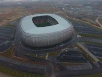 ANTALYASPOR - Gaziantep Stadyumu Açılıyor