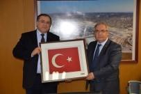 TÜRK BAYRAĞI - Genel Müdür Mehmet Şevki Erol Açıklaması KÜMAŞ, Türkiye'nin En Büyük Refrakter Malzeme Üreticisidir