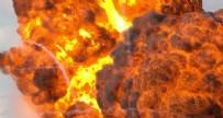 İDLIB - Suriye'de pazar yerine saldırı! Ölü ve yaralılar var