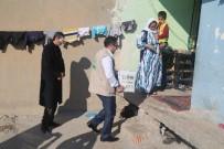 İHH Şırnak Şubesinden Battaniye Ve Gıda Yardımı
