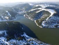 DOLULUK ORANI - İstanbul'daki barajların doluluk oranı arttı