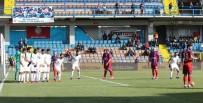 AHMET ŞAHIN - Karabük'te İlk Yarıda Gol Yok