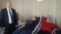 Kızılay Nevşehir'de 2016 Yılında 12 Bin Ünite Kan Topladı