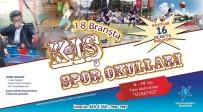 NÜFUS CÜZDANI - Küçükçekmece'de Kış Spor Okulları Kayıtları Başladı