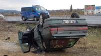 Manavgat'ta Trafik Kazası Açıklaması 5 Yaralı