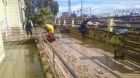 SU BASKINI - Mersin'de Sel Felaketinin Bilançosu 47 Milyon 428 Bin Lira