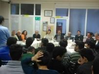 Milas'ta Yurt Öğrencilerini Yalnız Bırakmadılar