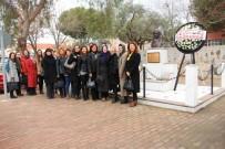 GAZI MUSTAFA KEMAL - Ödemiş Belediyesi Zübeyde Hanım'ı Unutmadı