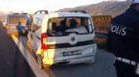 Osmaniye'de Trafik Kazası Açıklaması 5 Yaralı