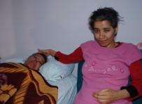 ŞEKER HASTALıĞı - Yatalak Anneye Engelli Kızı Bakıyor
