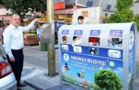 PAMUKKALE - Pamukkale'de Bayat Ekmekler Çöp Olmuyor