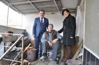 TAYTAN - Salihli Belediyesi Bir Engelliyi Daha Sevindirdi