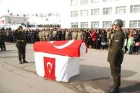 Şehit Askerler İçin Bitlis'te Tören Yapıldı