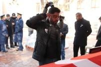 KONYA VALİSİ - Şehit Astsubay Konya'da Son Yolculuğuna Uğurlandı