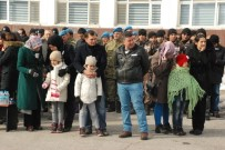 Şehit Olan Askerler İçin Bitlis'te Tören Düzenlendi