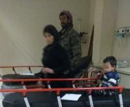 Suriyeli Çocuk Hem Kendini Hem Kardeşlerini Yaktı