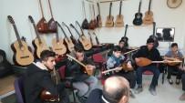 BAĞLAMA - Suruç'ta Ücretsiz Bağlama Kursu Açıldı