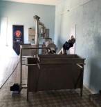 ZEYTİNYAĞI - TİKA Tunus'ta Frenk Yemişi Meyvesi Yağ Üretimi Ve Distilasyon Merkezi Kurdu