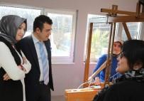 MESLEKİ EĞİTİM - Unutulmaya Yüz Tutan El Sanatı Atakum'da Hayat Buldu