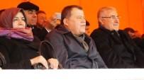 İSMAİL RÜŞTÜ CİRİT - Yargıtay Başkanı Cirit, Deve Güreşi İzledi