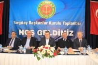 AVRUPA İNSAN HAKLARı MAHKEMESI - Yargıtay Başkanlar Kurulu Toplantısı Kazdağları'nda Yapıldı
