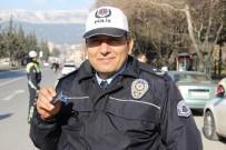 TRAFİK TESCİL - 'Yarım Kemer' Takan Sürücülere Ceza Yağdı