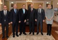 CEMAL ŞENGEL - Yatırımlar Teşvik Komisyonu'ndan Vali Azizoğlu Ve Başkan Sekmen'e Destek Teşekkürü