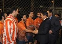 DENETİMLİ SERBESTLİK - 15 Temmuz Şehit Ve Gazileri Futbolla Anıldı