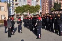 Adana İtfaiyesinde Eğitim Ve Tatbikat Çalışmaları