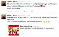 AK Parti'li Uzer Açıklaması 'Kur Saldırısında Etkilenen Firmalara Kredi Kalkanı, Fırat Kalkanı Kadar Önemli'