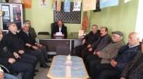 AHMET AYDIN - AK Parti Tut İlçe Başkanlığından TBMM Başkan Vekili Aydın'a Destek