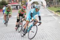 Alanya 1. Yol Bisikleti Yarışı Tamamlandı