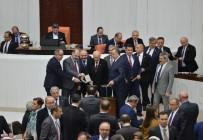 ANAYASA - Anayasa Değişikliği Teklifinin 18. Maddesi 344 Oyla Kabul Edildi