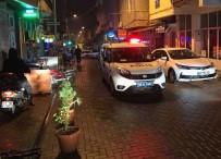 MOBESE - Aydın'da Bıçaklı Kavga; 1 Yaralı