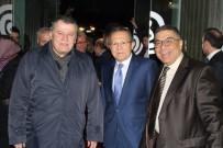 YARGITAY BAŞKANI - Ayvalık Yargıtay Başkanı İsmail Rüştü Cirit'i Ağırladı